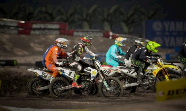 Check Out the New Features of Monster Energy Supercross 3