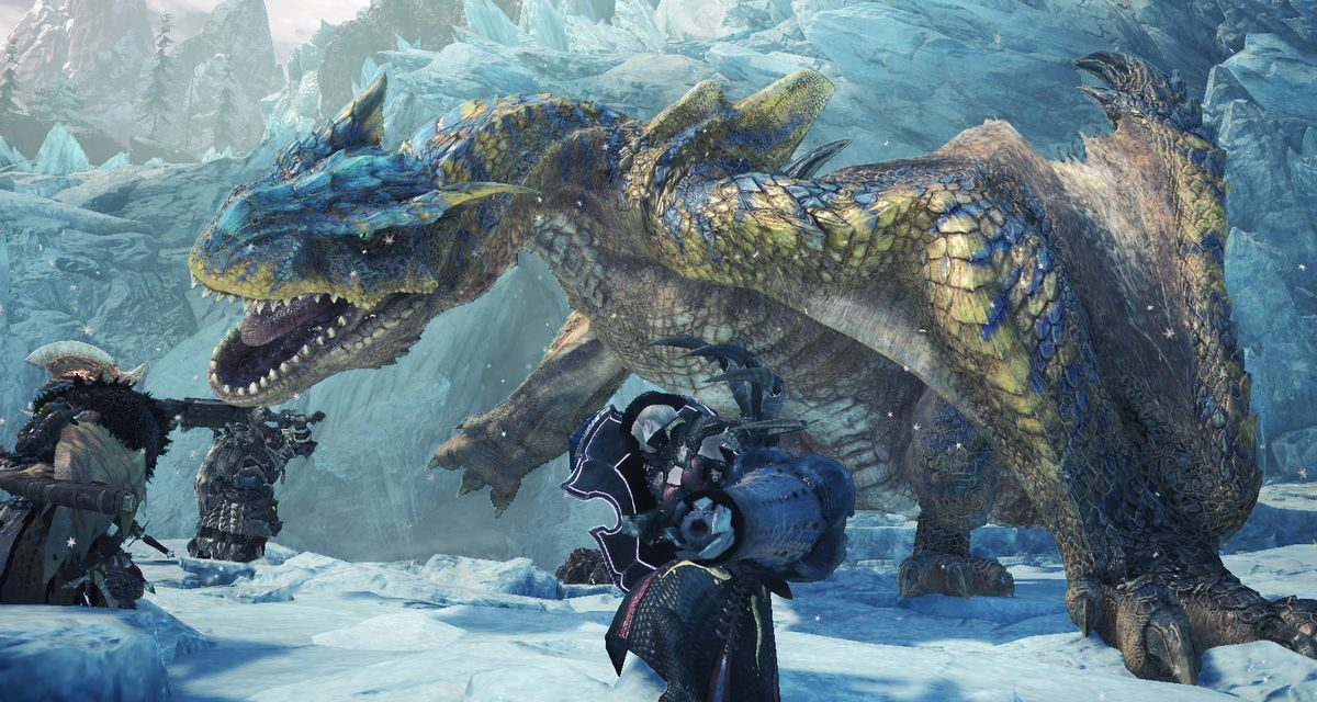 Monster Hunter World: Iceborne Out Now For PC