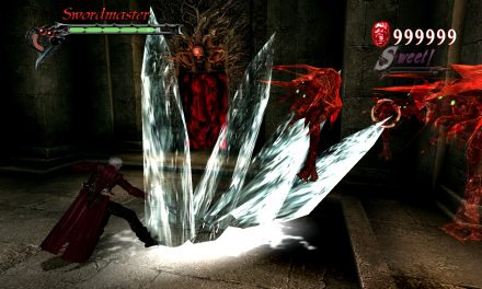 New Style Added To The Switch Verison of Devil May Cry 3