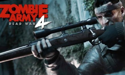 Sink Your Teeth Into This 101 Trailer For Zombie Army 4: Dead War