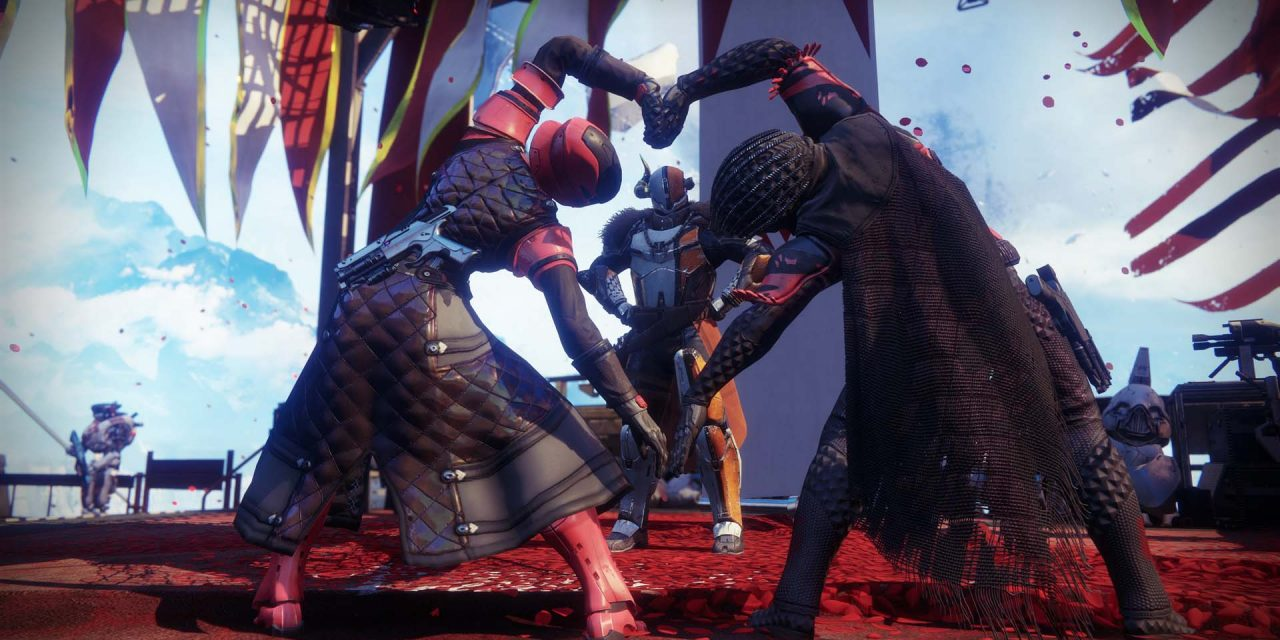 Destiny 2 Players Feel the Love with Crimson Day Event