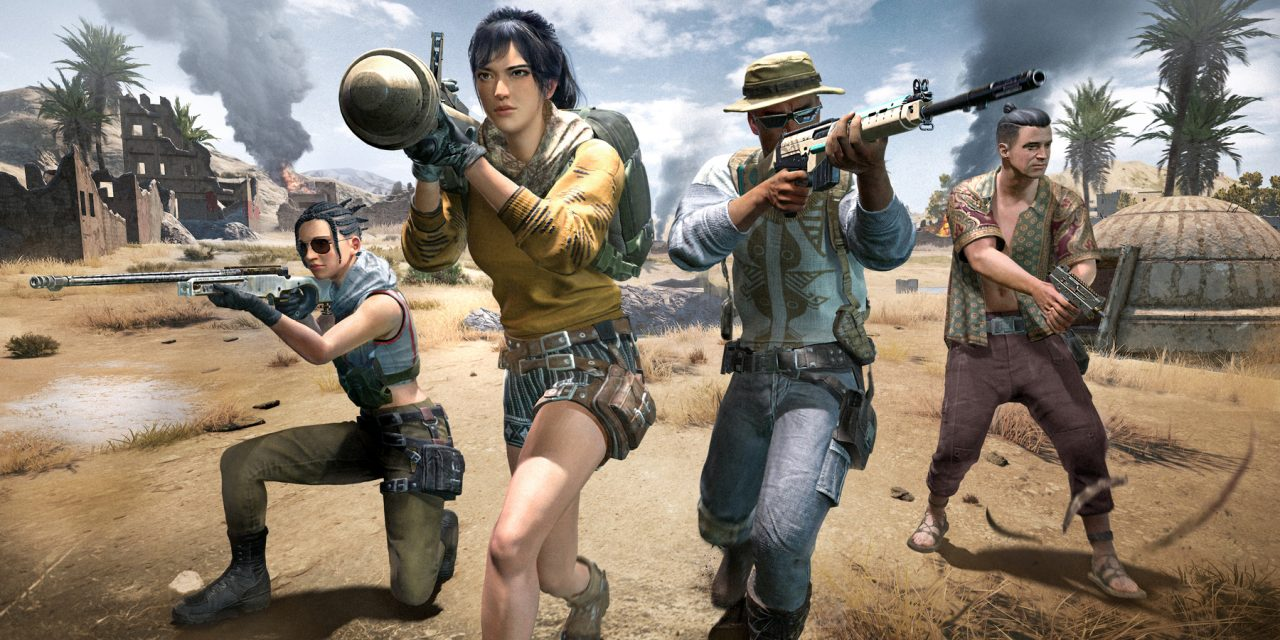 PUBG Update to Include New Arcade Mode and More!