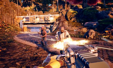 Take A Trip To The Outer Worlds Next Month On Switch