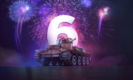 World of Tanks Celebrates 6 Year Anniversary with Explosive Gift Content