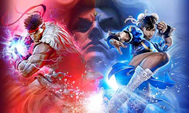 Complete Street Fighter V Experience Now Available