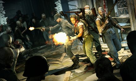 Zombie Army 4 Out Now