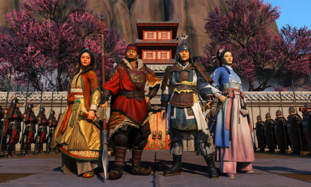 A World Betrayed Out Now for Total War: Three Kingdoms Warmongers