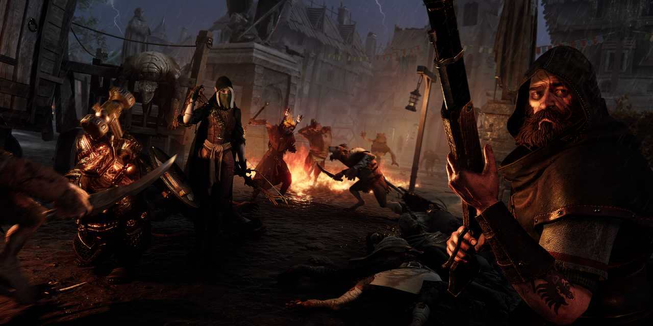 Rat Bash for Double XP This Weekend in Vermintide 2