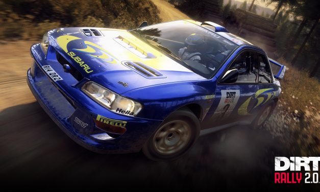 Time To Get Dirty with DiRT Rally 2.0 GOTY Edition, Out Now!