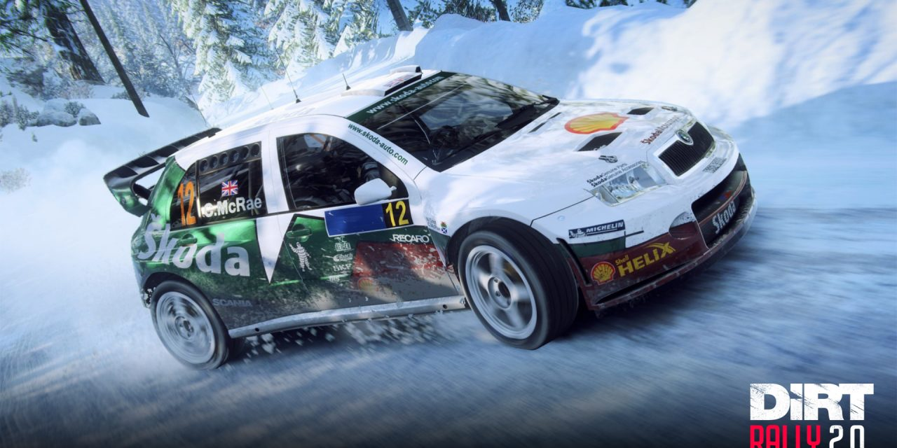 DiRT Rally 2.0 Game of the Year Edition Announced