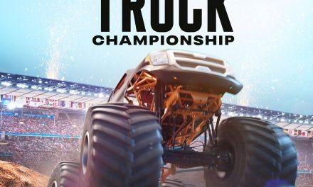 Monster Truck Championship Trailer Promises Fall Destruction