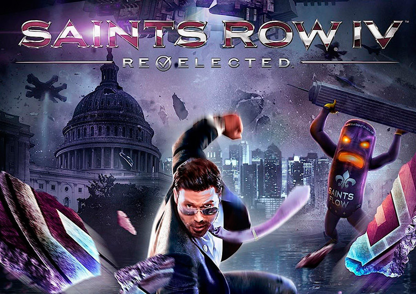 The Saints Come Marching on to Nintendo Switch With Saints Row IV Re-Elected