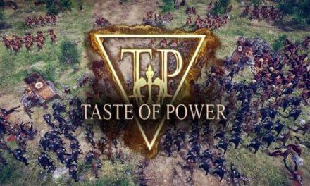RTS Taste of Power Gets Powerful Update