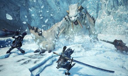 Latest Monster Hunter World Iceborne Update Brings New Monsters and Weapon Transmogs
