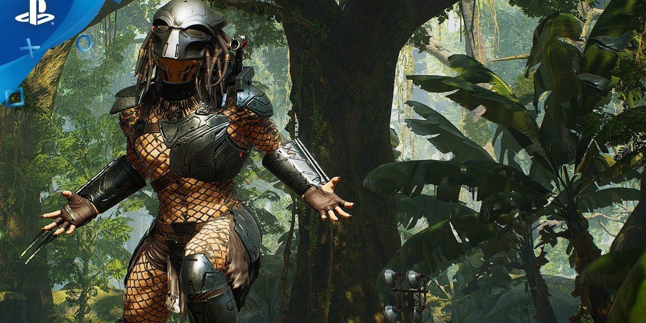 Predator: Hunting Grounds Trial This Weekend