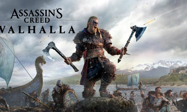 Grab Your Axe And Become A Viking in Assassin's Creed Valhalla!
