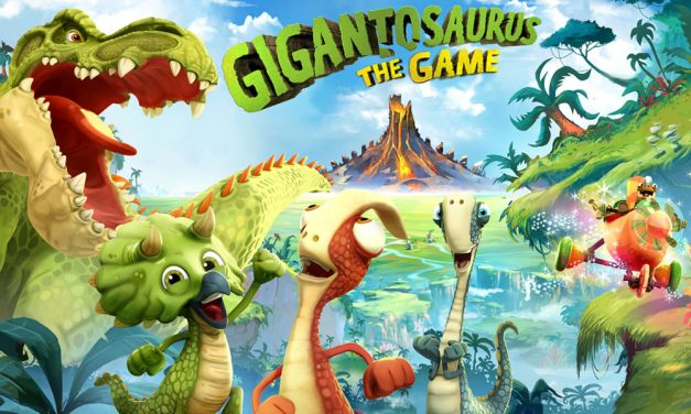 Review: Gigantosaurus: The Game