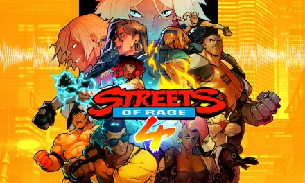 Get Ready to Release Some Serious Rage In Streets of Rage 4