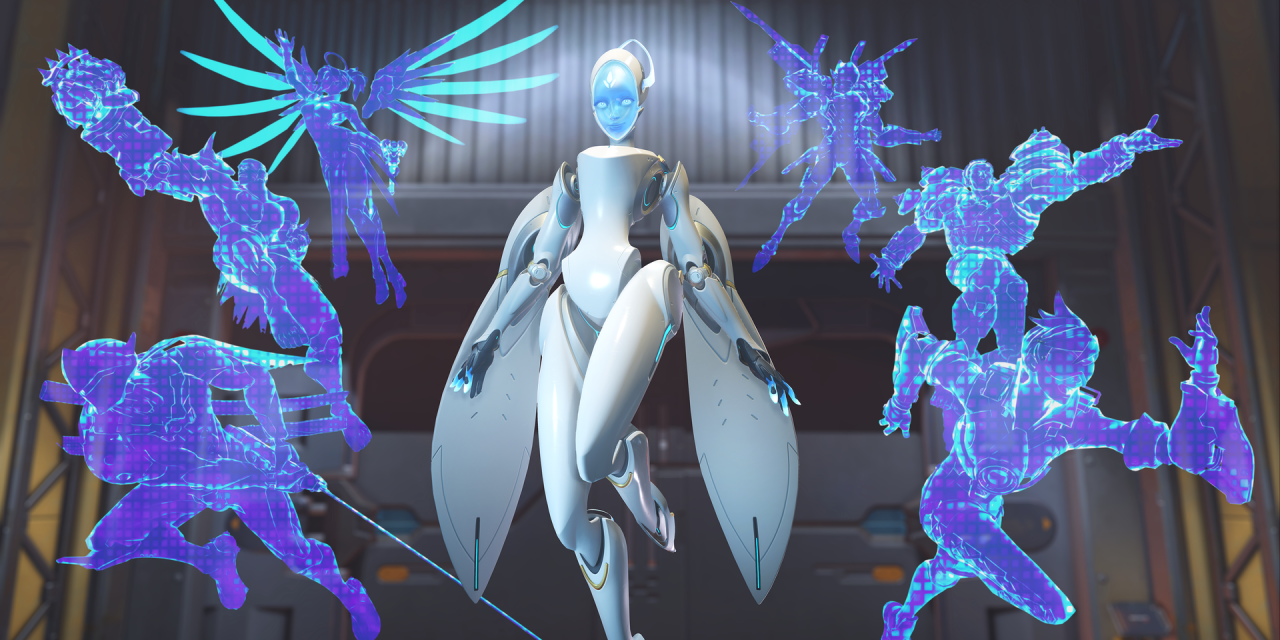 New Hero Echo Enters the Fray in Overwatch