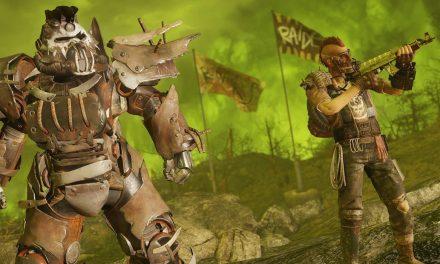 Fallout 76 Wastelanders Launch trailer