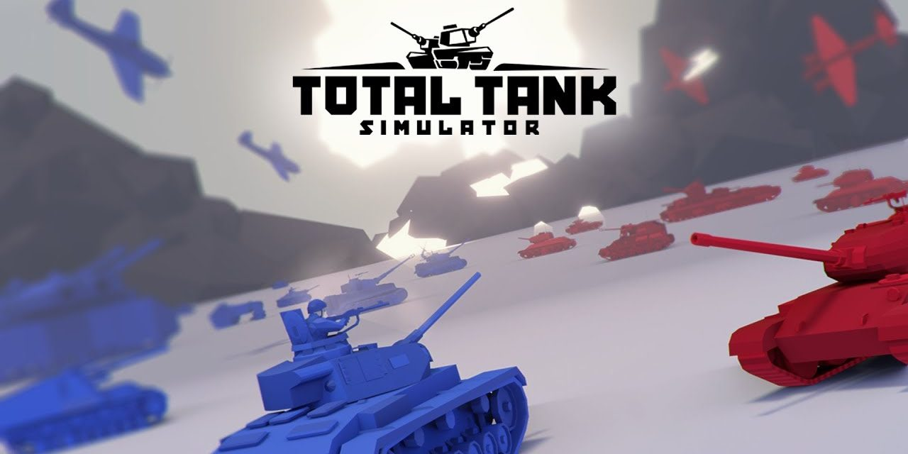 Total Tank Simulator Gets Release Date and Promises a Blast