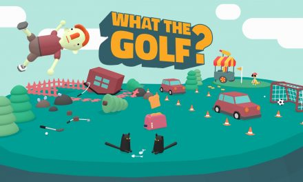 What The Golf? Launches on Nintendo Switch This Month