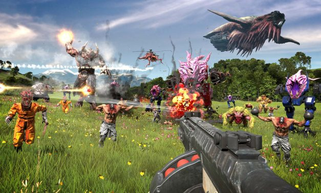 Gameplay Vid Shows That Sam Looks to Get Even MOre Serious in Upcoming Prequel Serious Sam 4