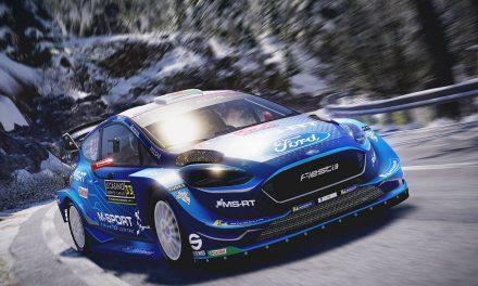 New WRC 9 Gameplay Trailer