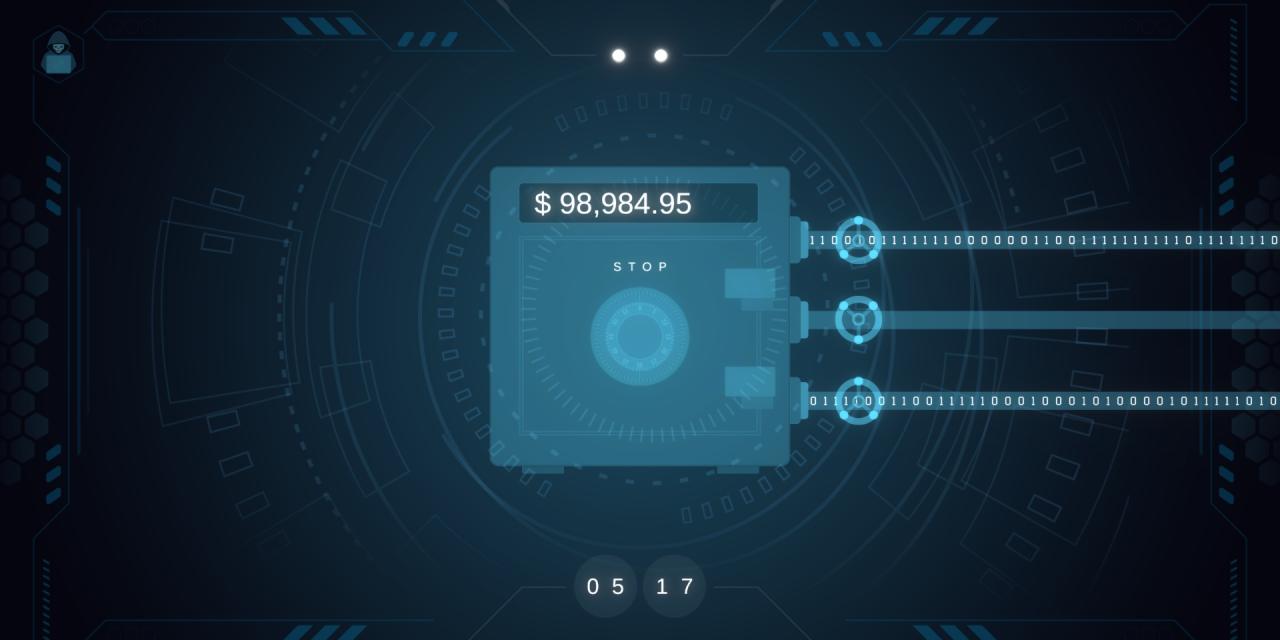 Bank Hacking Sim //HEX Gets Release Date