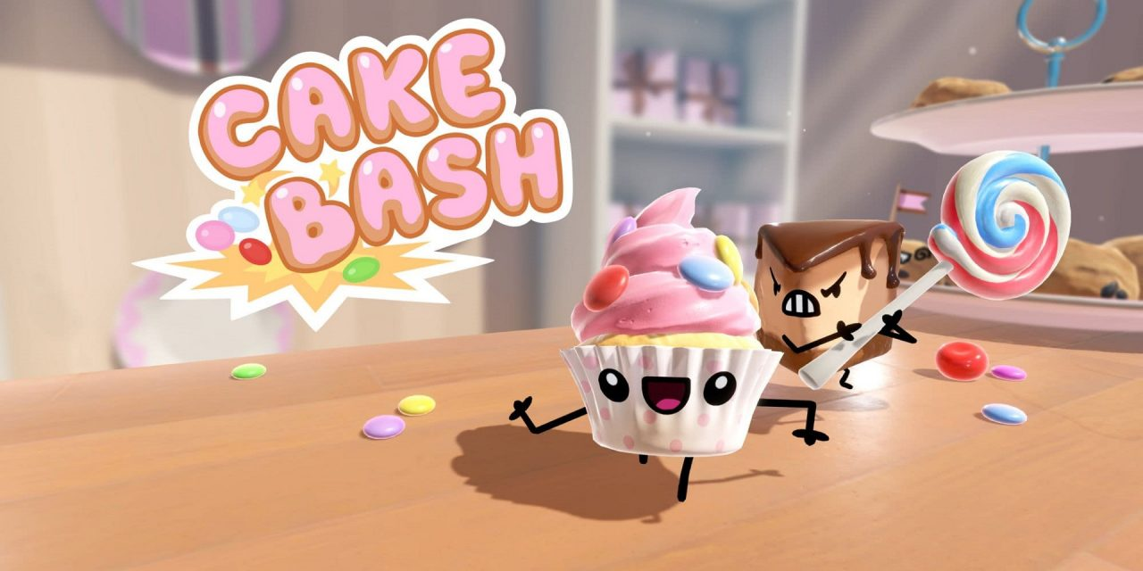 Get ready to show that cake who's boss!