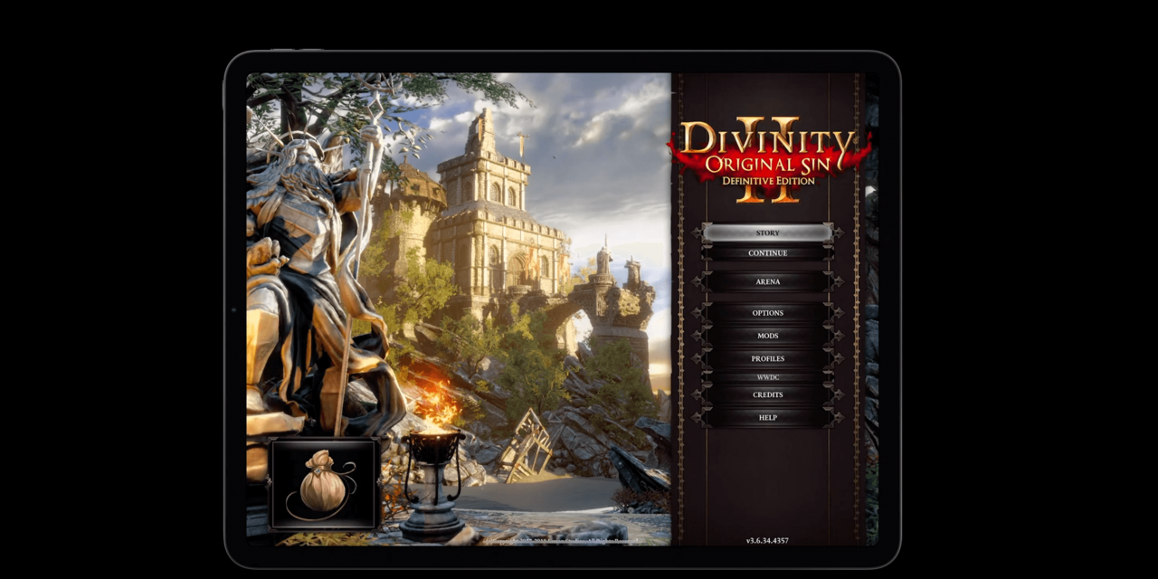 Divinity: Original Sin 2 – Definitive Edition Coming To iPads
