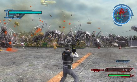 Earth Defense Force 5 Gets A Retail Release