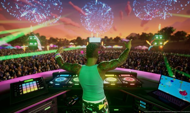 Festival Flavoured Music Mixing Game Fuser offers up some extra tunes for the VIP edition