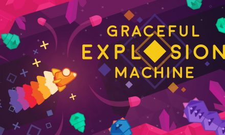 Graceful Explosion Machine Gets Physical This Week