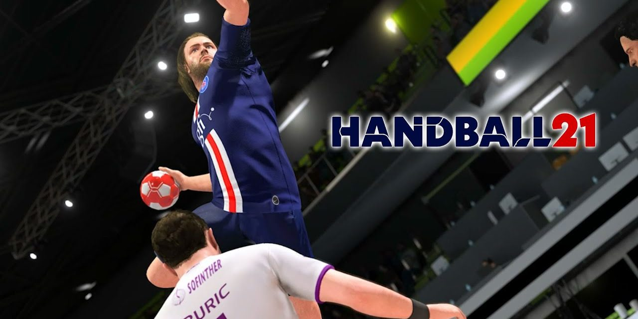 We have a new teaser trailer for Handball21