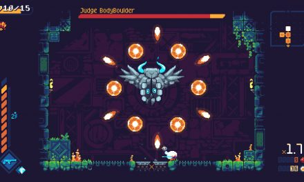 ScourgeBringer Coming to Switch!