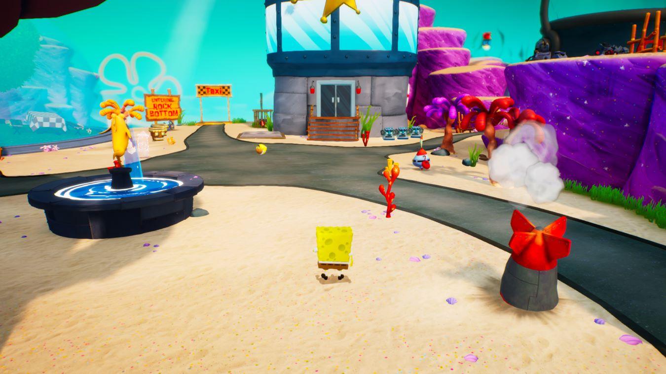 Review of SpongeBob SquarePants: Battle for Bikini Bottom – Rehydrated Console