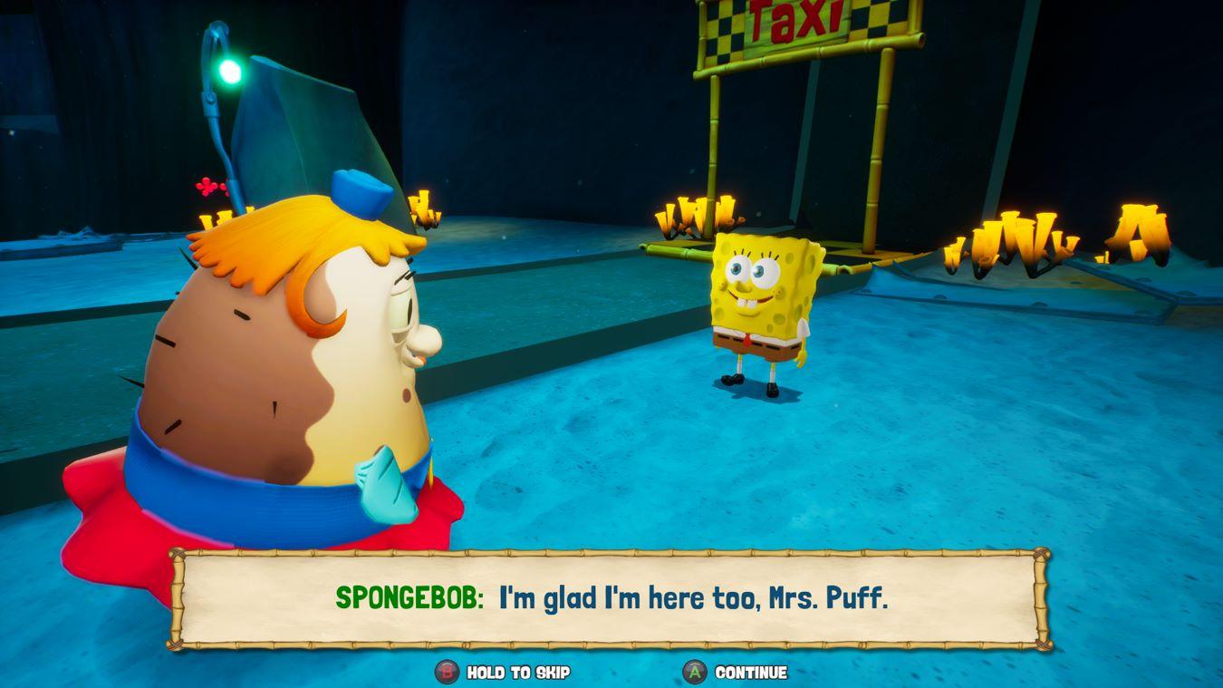 GGS Gamer's SpongeBob SquarePants: Battle for Bikini Bottom – Rehydrated Console review