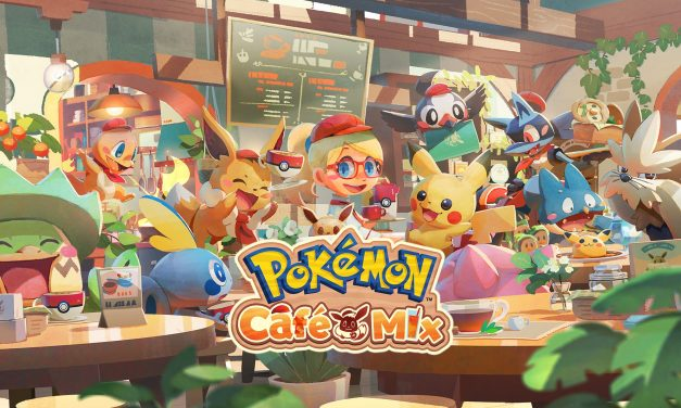 Pokémon Café Mix, A Puzzle Game Coming to Switch, iOS, and Android