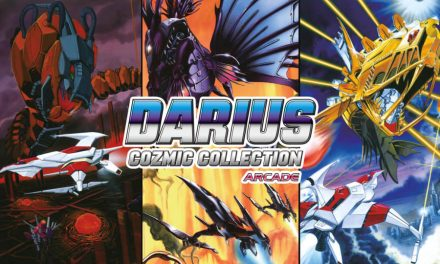 Review: Darius Cozmic Collection Arcade