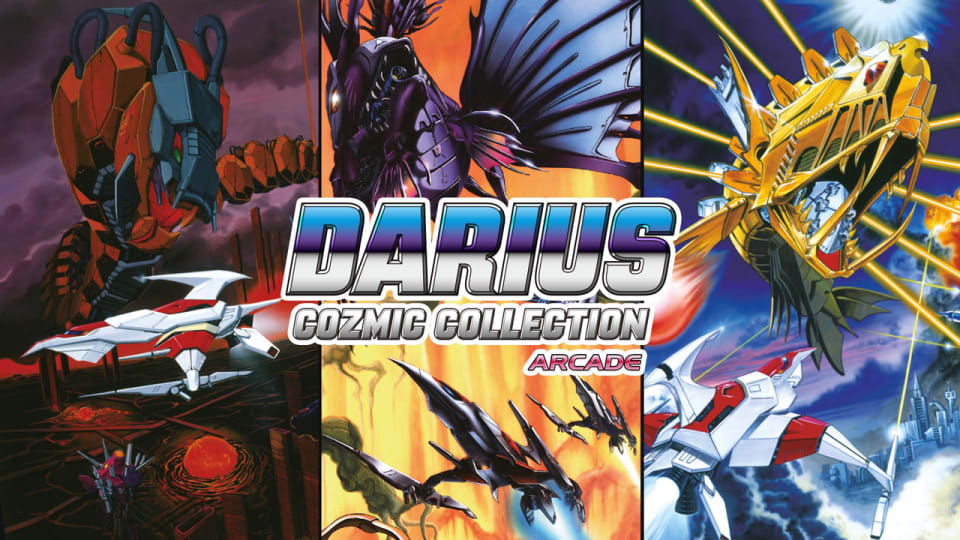 Review: Darius Cozmic Collection Arcade