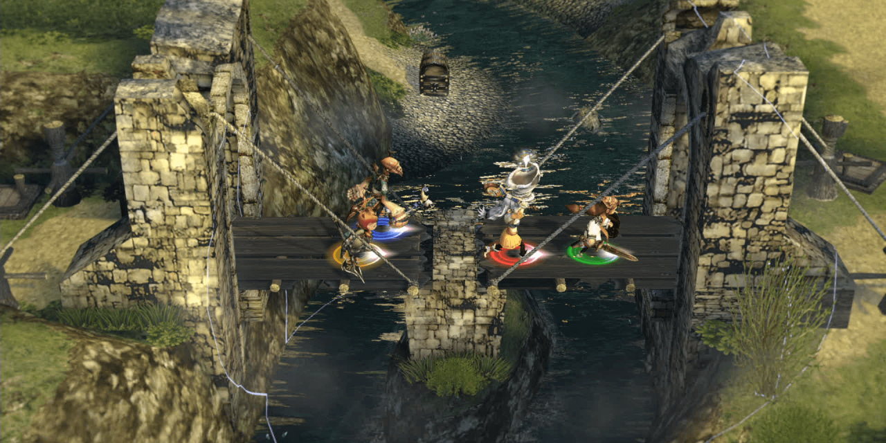 Final Fantasy Crystal Chronicles Remastered Demo Announced
