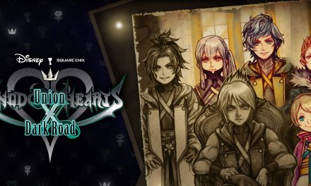 Kingdom Hearts Dark Road Available Now ON Mobile Devices