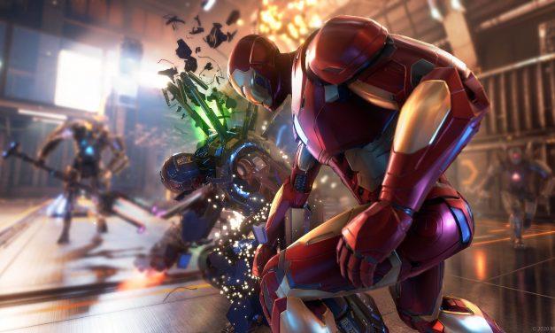 Marvel's Avengers Confirmed For Next-Gen Platforms