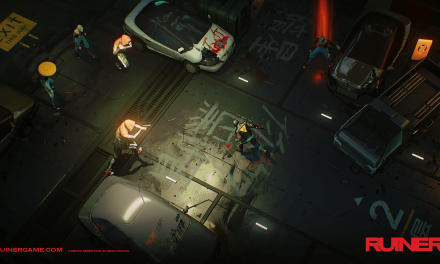 Ruiner Out Now On Switch