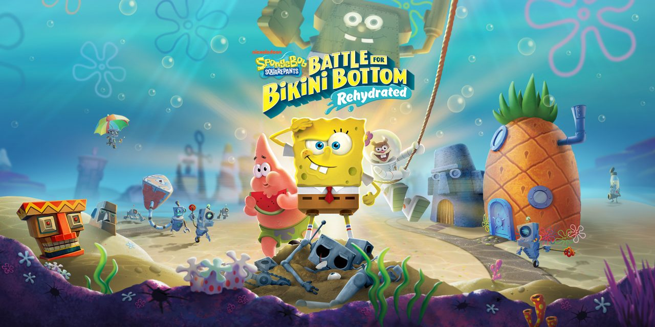 Review: SpongeBob SquarePants: Battle for Bikini Bottom – Rehydrated