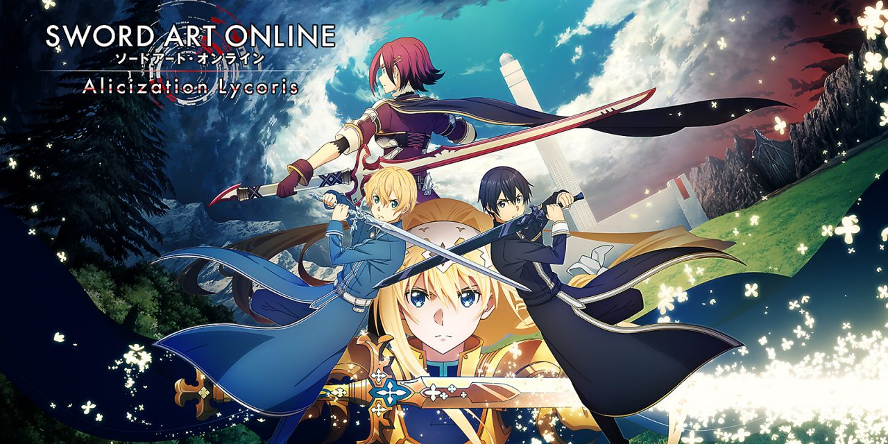 Sword Art Online: Alicization Lycoris Shows Off Battle Gameplay in New Trailer