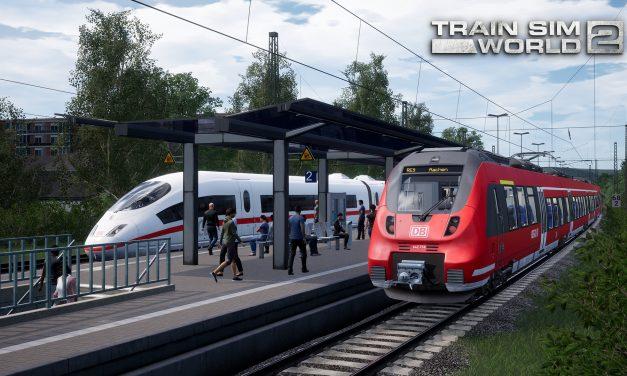 Train Sim World 2 Brings German Schnellfahrstrecke Köln – Aachen Route to Life