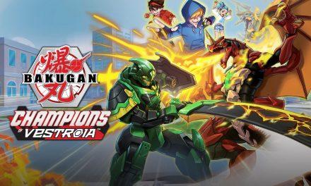 Bakugan: Champions of Vestroia Announced