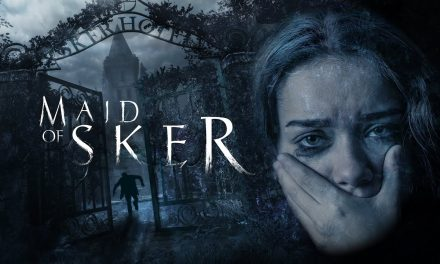 Welsh horror folklore the Maid of Sker releasing this month
